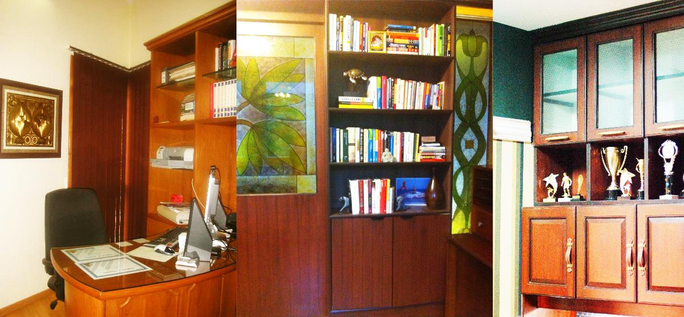 Home-Library-Interior-Design-Bougainvillea-Design