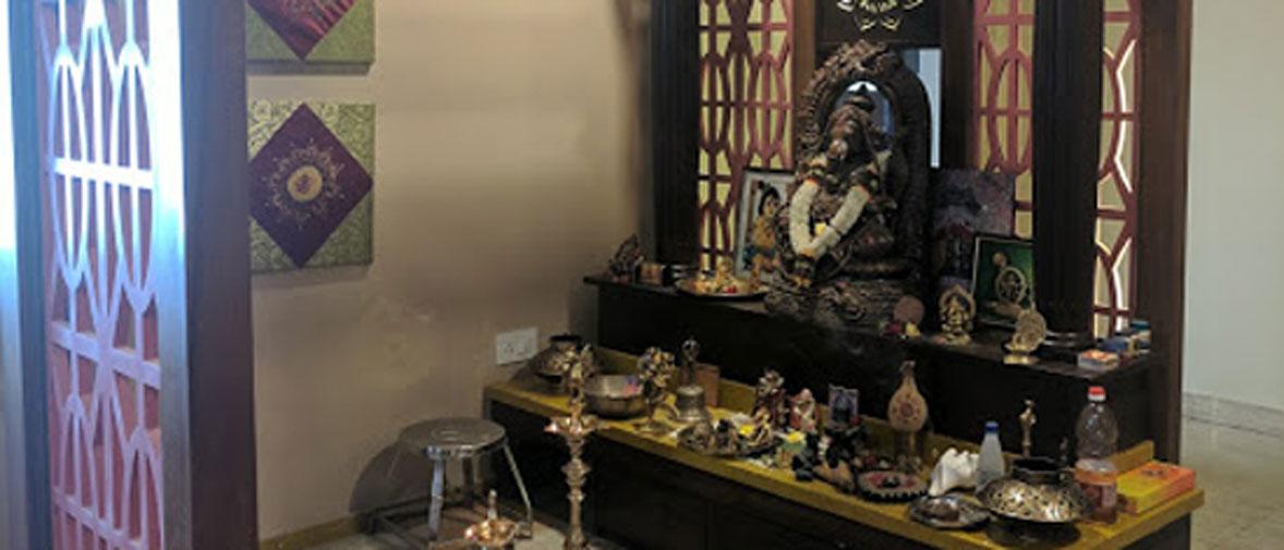 Puja-Room-Interior-Design-Bangalore-Bougainvillea