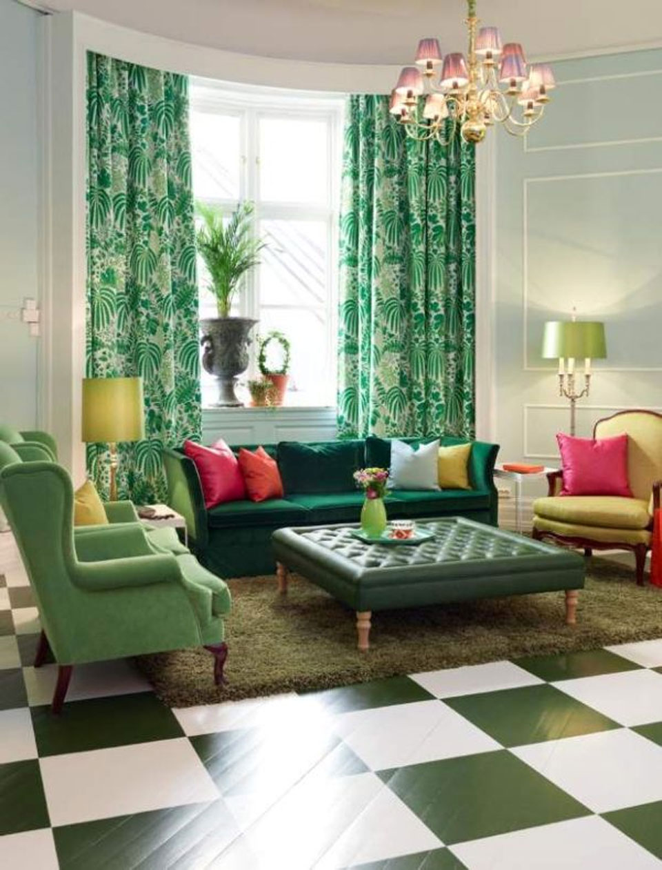 Green-Interiors